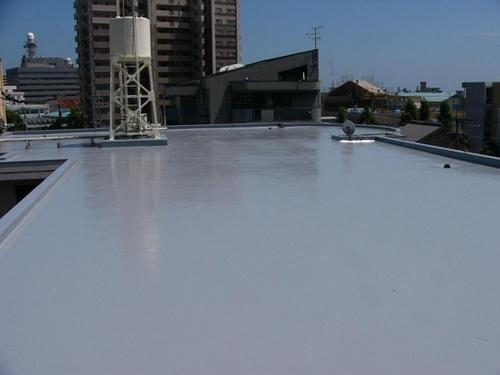 ビル建物の屋根・屋上s防水にはどんな工法があるでしょうか? まず大別すると次の3つに分けることが出来ます 。